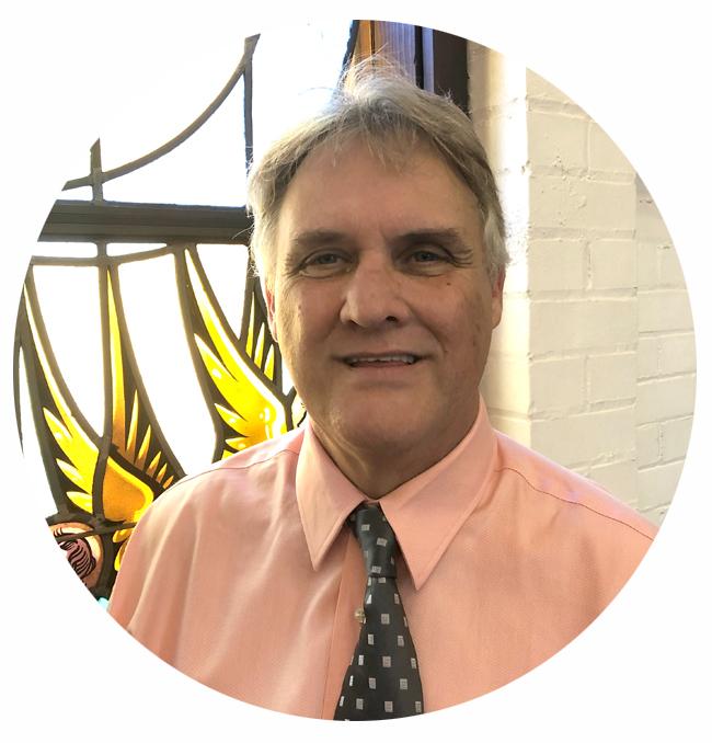 Dr. Brian Dougherty, St. Philip School Principal