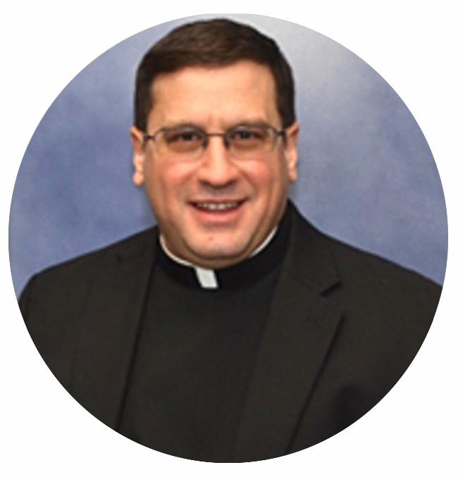 Fr. John B. Gizler, III, Pastor