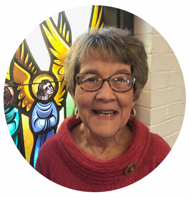Ms. Linda Bey, Religious Education Secretary