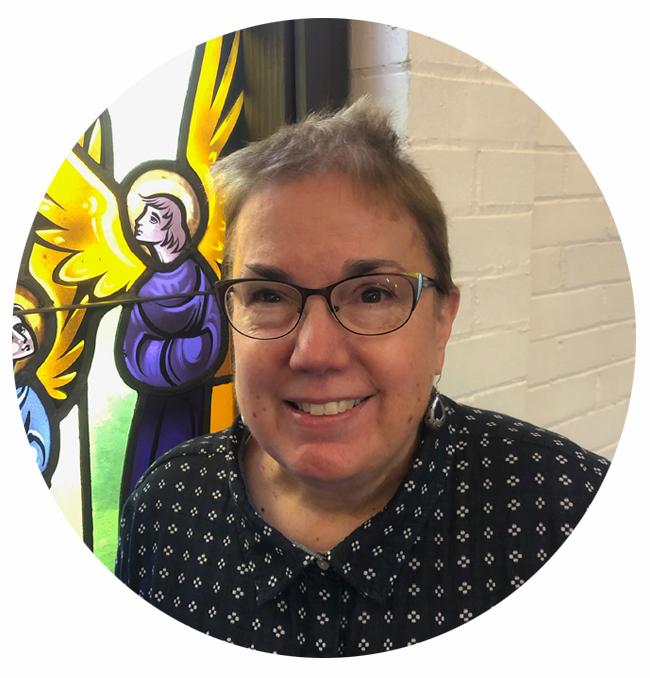 Ms. Mary Beth Barsh, Music Director