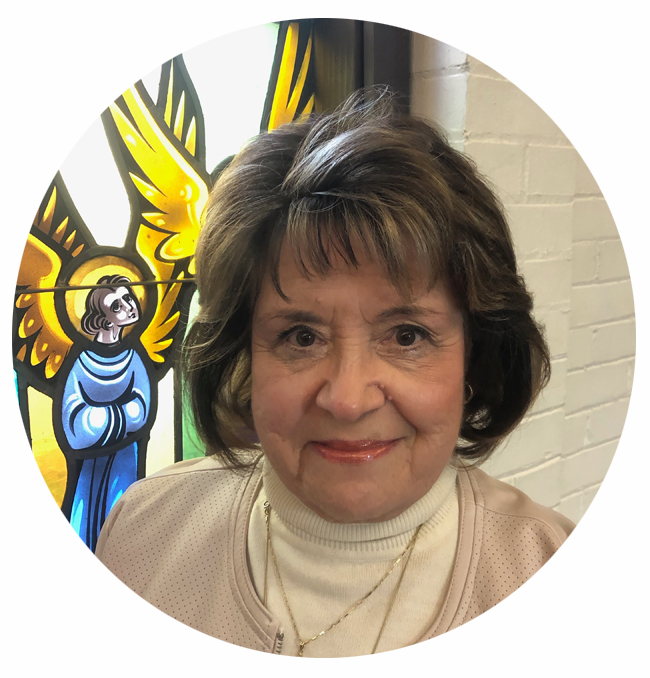 Ms. Maureen Takach, Administrative Assistant