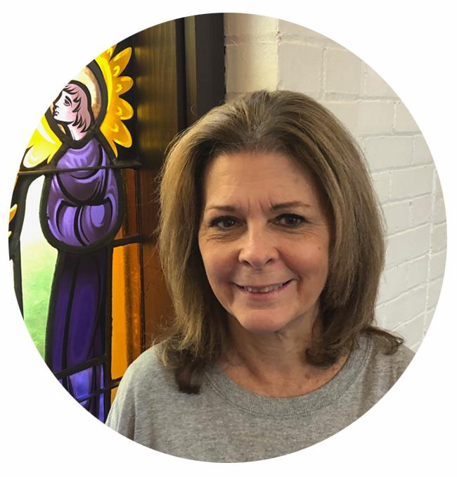 Ms. Nancy Mehal, Rectory Housekeeper