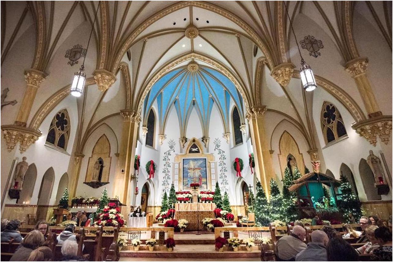 St. Philip Church Interior