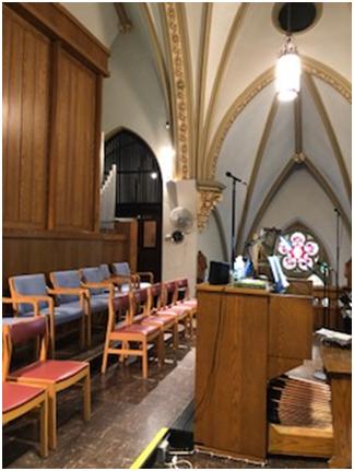 St. Philip Choir Lofe